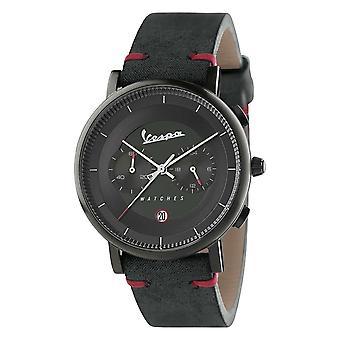 Vespa watch classy va-cl03-bk-03bk-cp