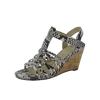 Isaac Mizrahi Live Simmer2 Wedge Sandal Shoes