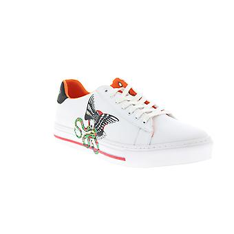 Ed Hardy Adult Mens Snake Lifestyle Sneakers