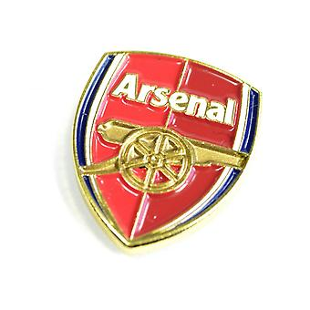 Arsenal Wappen Pin Abzeichen rot