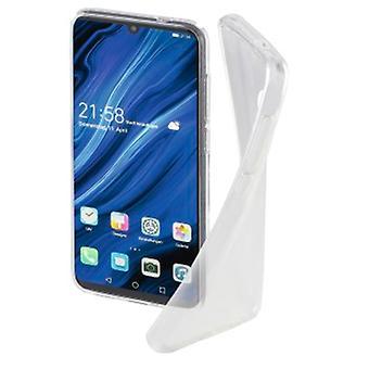 """Hama """"Kristallinkirkas"""" suojakotelo Huawei P30 Prolle, läpinäkyvä"""