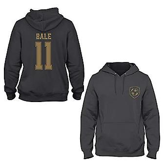 Gareth bale 11 real madrid style player kids hoodie