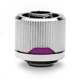EK Water Blocks EK-Torque STC 12/16mm Fitting Colour Pack (10 pcs) - Purple