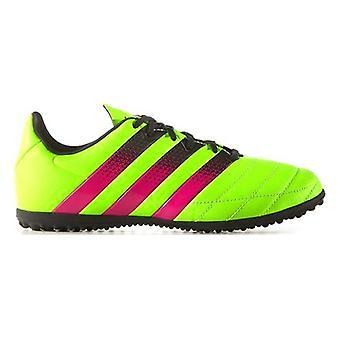 Children's Multi-stud Football Boots Adidas ACE 16.3 TF J Yellow Pink