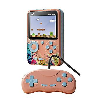 G5 usb mini retro handheld handheld video game console 3.0 inch large screen built-in pocket game players 500 classic games