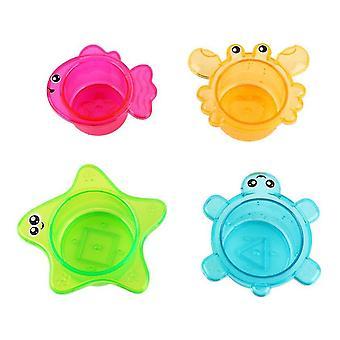 Bad speelgoed schimmel gratis visspellen zwemmen walvissen tafel zwembad (5PCS)