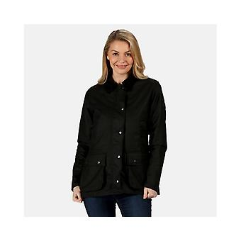 Women's Lady Country Water-Repellent Coolweave Cotton Wax Jacket