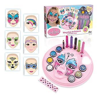 Children's Make-up Set Diset Fantasy Señorita Pepis
