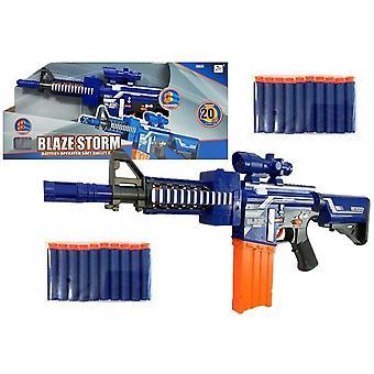 Nerf flèches en mousse pistolet jouet - 20 flèches