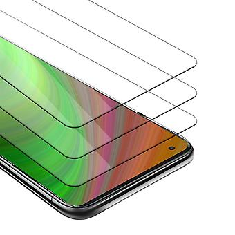 3x Tempered Glass for Xiaomi Mi 10 / 10 Pro Protective Film (Tempered) Screen Protective Glass with 3D Touch