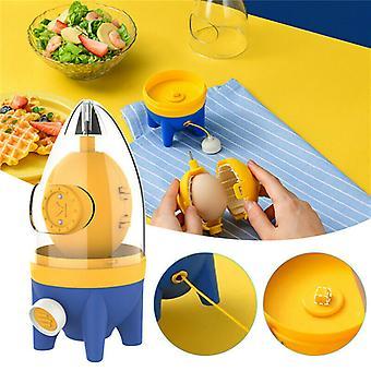 Homogénéisateur d'oeufs manuel Tire-œufs Mélangeur de jaune blanc Outil de cuisine