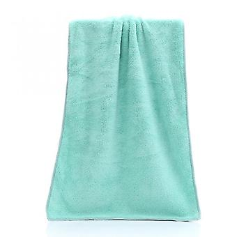 Fashion Bathroom Towels Super Absorbent Large Towel Face/bath Thick Soft  Comfortable Thick Beach Coral Fleece Vertical Towel