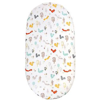 Super Stretchable And Universal Fit-bassinet Mattress Sheet/cover