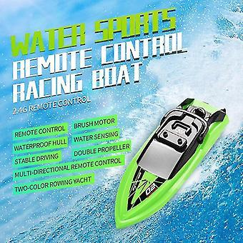 Barca da corsa telecomando ad alta velocità 2.4G