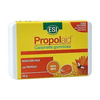 Propolaid Schweiziska Propolis Mjuk piller 50 g (Honung)