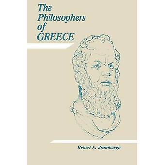 Filósofos da Grécia