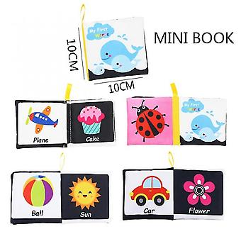 Toddler Learning Develop Cognize Reading Cloth Books Toys Infant Quiet For Kids