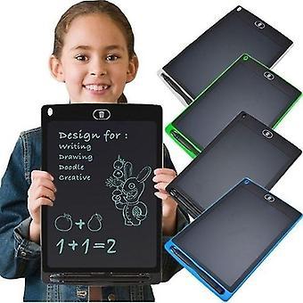 Alter 4 +, 8,5 Zoll elektronische Zeichen- und Schreibtafel mit LCD-Bildschirm + Stift (Schwarz)
