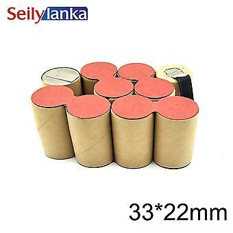 Batterie 3000mah 12v Ni-mh 4/5sc Pour Black Decker Sl3yd Sl 3yd A12
