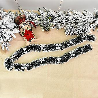 2m joulukuusi sisustus jouluseppele seppele takka kotikoristeus