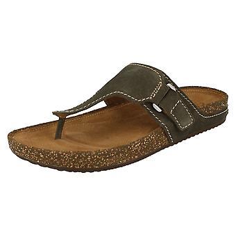 Ladie Clarks Toe Post sandaalit Rosilla Dover