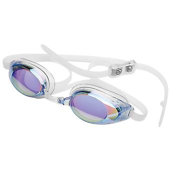 FINIS Lightning Swim Goggles - Blue Mirror
