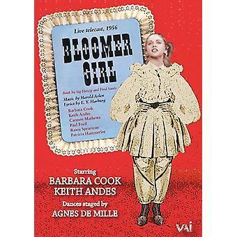 Bloomer Girl [DVD] USA import