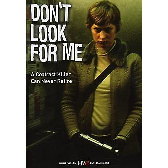 Dont Look für mich [DVD] USA importieren