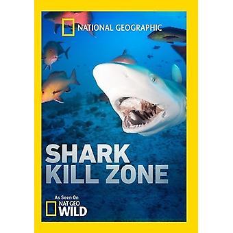 Shark Kill Zone [DVD] USA import