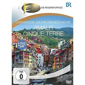 Br-Fernweh: Amalfi & Cinqueterre [DVD] USA import