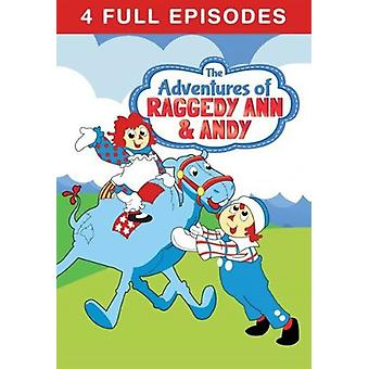 Adventures of Raggedy Ann & Andy: Magic Wings [DVD] USA import