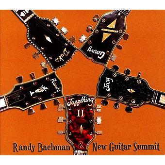 Randy Bachman & New Guitar Summit - Jazzthing II [CD] USA import