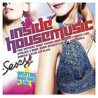 Im Inneren Housemusic - innen Housemusic [CD] USA importieren