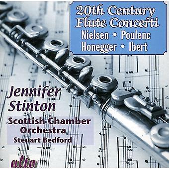 Jennifer Stinton - 20 importación de Estados Unidos siglo flauta Concerti [CD]