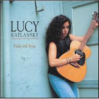 Lucy Kaplansky - Flesh & Bone [CD] USA import