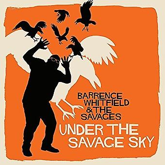 Barrence Whitfield & the Savages - Under the Savage Sky [CD] USA import