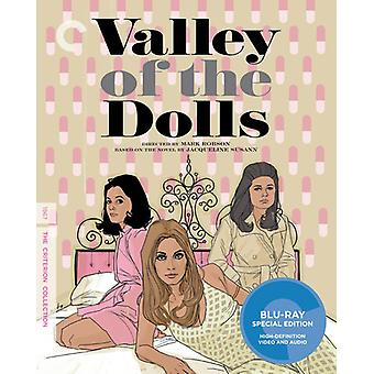 Valley of the Dolls [Blu-ray] USA import