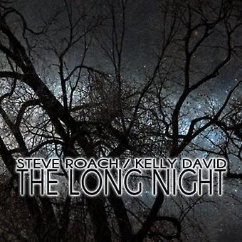 Steve Roach & David Kelly - Long Night [CD] USA import
