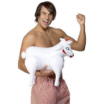 Sheep inflatable decoration joke inflatable sheep