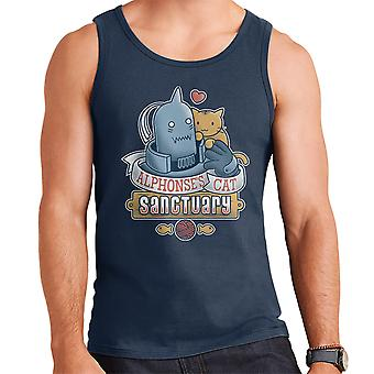 Alphonses Cat Sanctuary Full Metal Alchemist Men's Vest