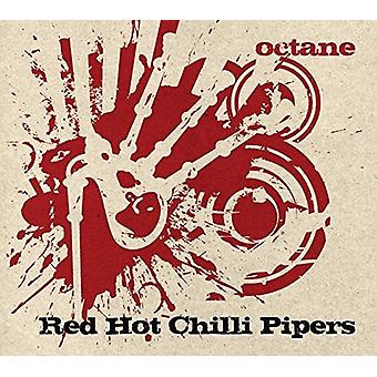 Red Hot Chilli Pipers - Octane [CD] USA import