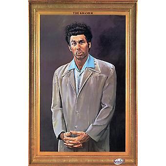 Kramer Poster Print by Larry Salk (24 x 35)