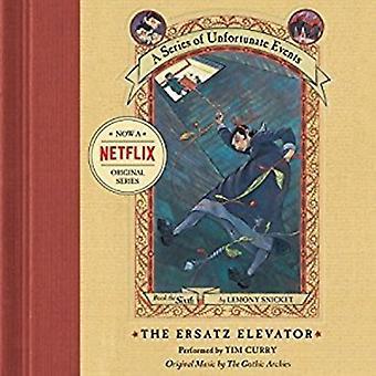 Ersatz Elevator [CD] USA importen
