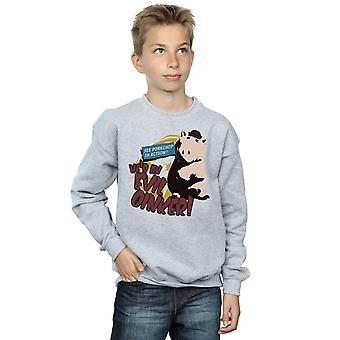 Disney jongens Toy Story kwaad Oinker Sweatshirt