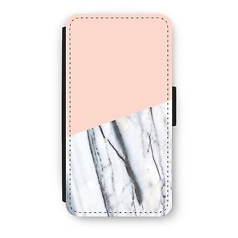 iPod Touch 6 Flip Case - A touch of peach