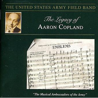 A. Copland - The Legacy of Aaron Copland [CD] USA import