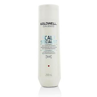 Goldwell Dual Senses couro cabeludo especialista anti-caspa shampoo (limpeza para flaky scalp)-250ml/8.4 oz