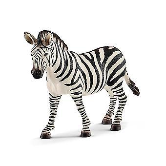 Schleich 14810 Zebra, kvinna