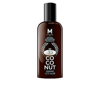 Mediterraneo Sun Kokosnuss Bräune Öl dunkel bräunen Spf15 100 Ml Unisex