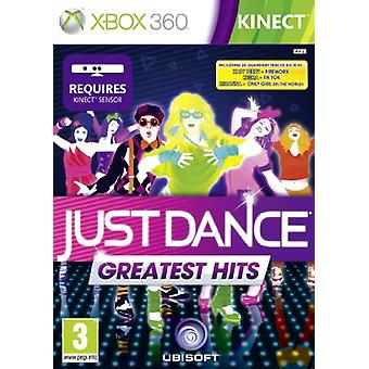 Just Dance - Greatest Hits (Xbox 360) - Factory Sealed